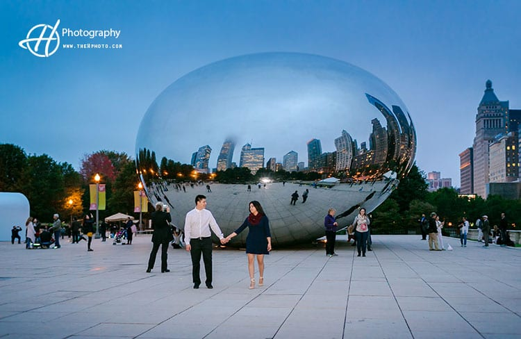 the-giant-bean-engagement-photo
