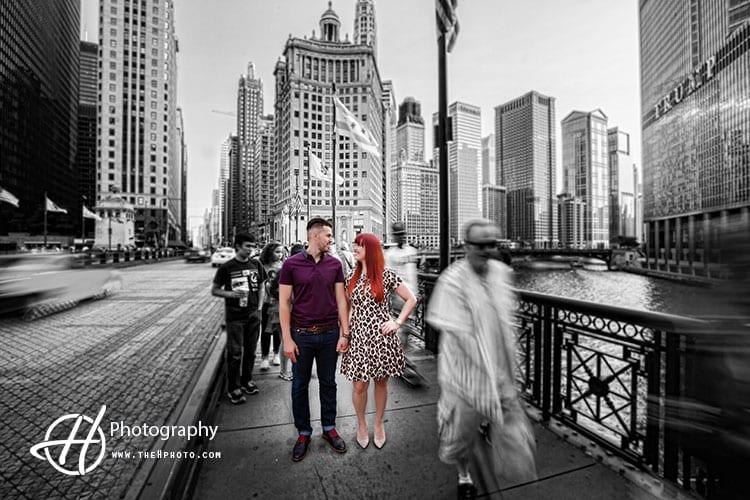 Unique-engagement-photo-Chiicago