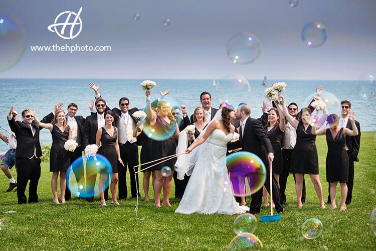 soap-bubbles-wedding