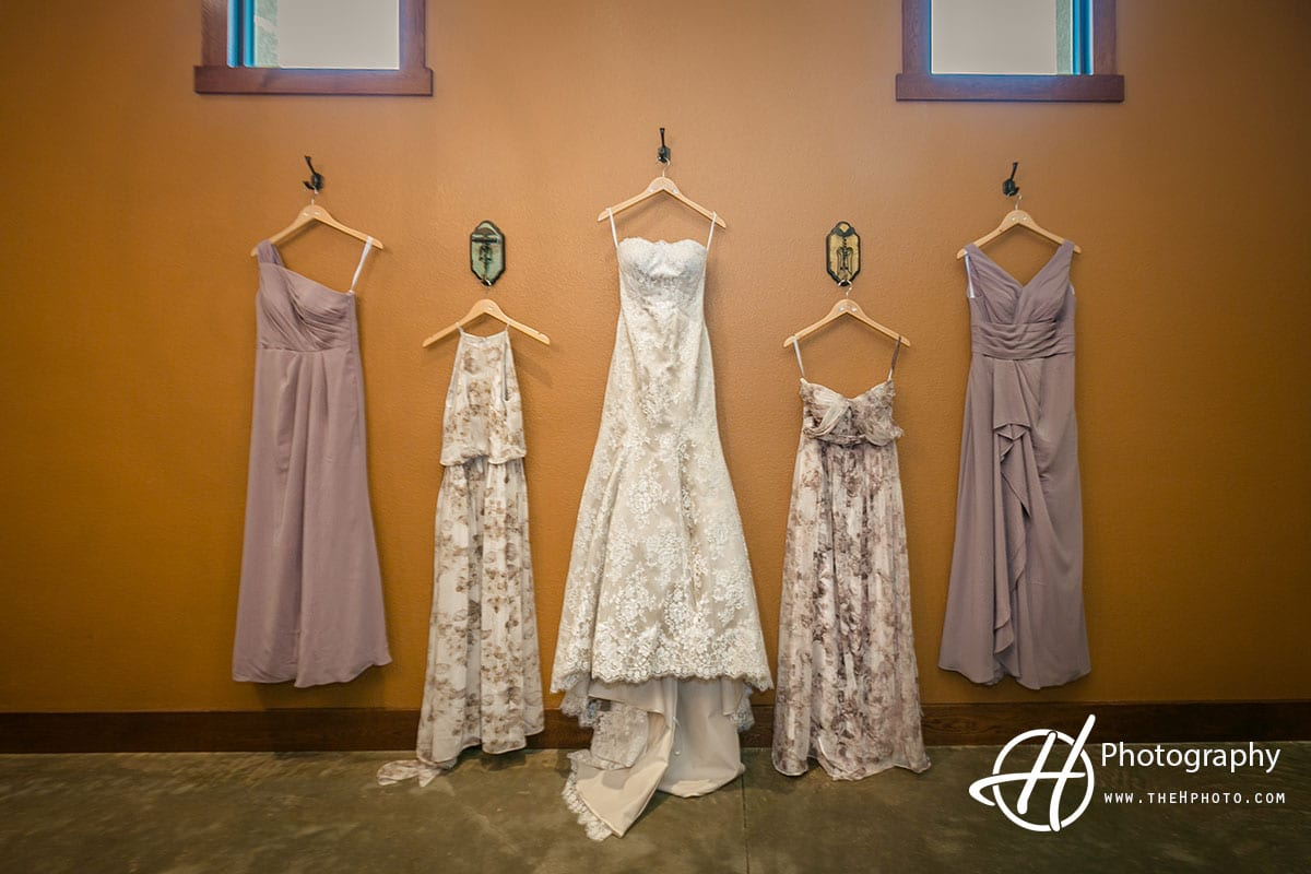 the-bride-and-brides-maids-dresses