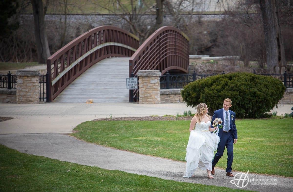 wedding photo Elgin