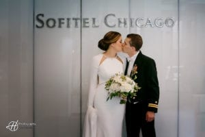 Wedding Sofitel Chicago with Mary and Mike
