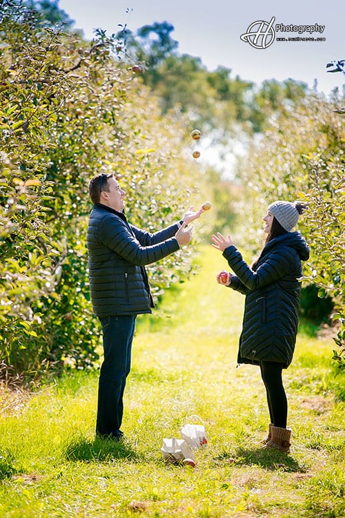 surprise proposal photographer